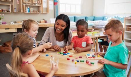 El método Montessori: educación autónoma e independiente