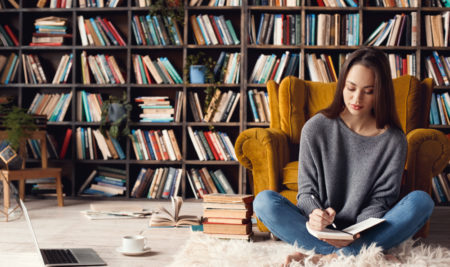 Escritura creativa para liberar tus ideas y pensamientos