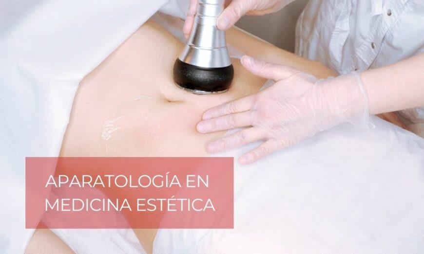 Aparatología Estética, ¿qué máquinas se utilizan para realizar tratamientos de medicina estética?