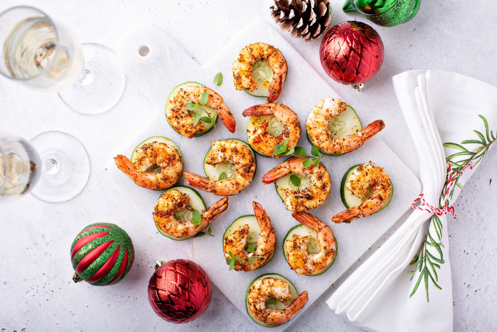 Nuestra mejor selección de aperitivos para navidad