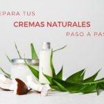 Preparar cremas naturales en casa no es nada complicado