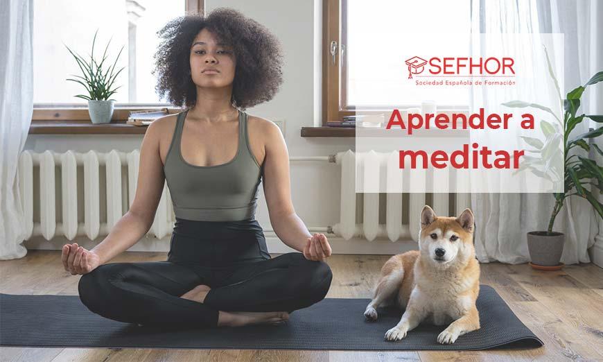 Echa un vistazo a estos trucos para empezar a meditar