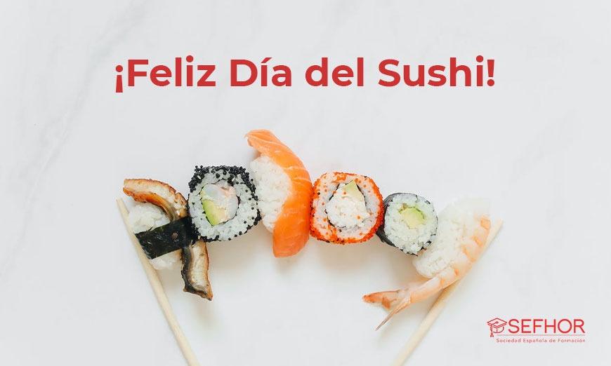 ¡La receta más fácil para hacer sushi en casa!