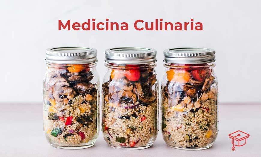 La medicina culinaria apuesta por el cuidado de la salud combinando el arte de la cocina con la medicina