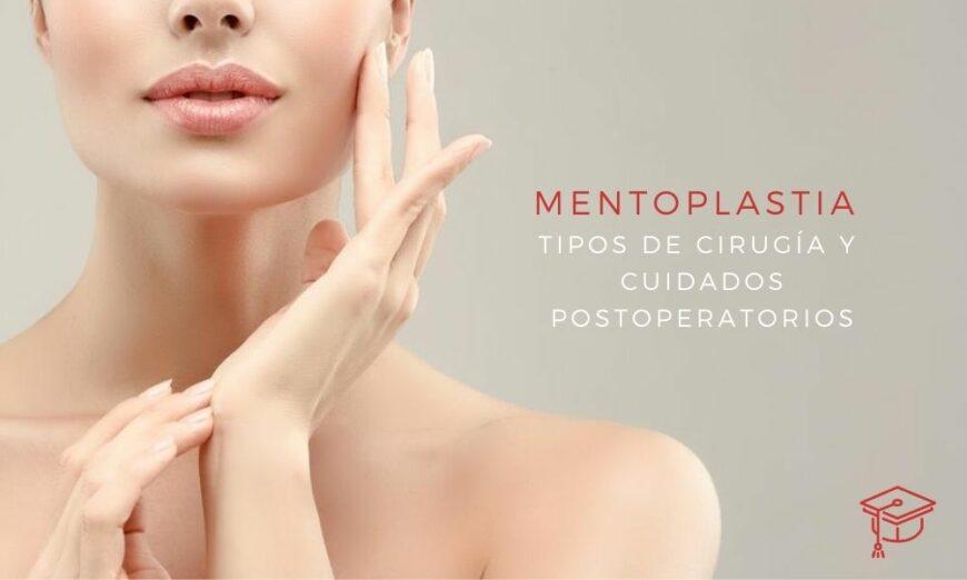 La mentoplastia es un procedimiento quirúrgico de medicina estética