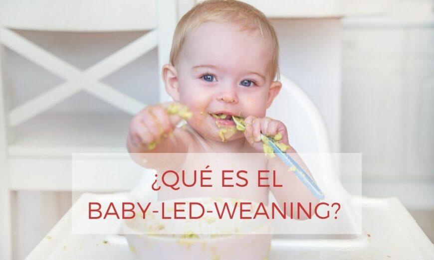 El método BLW forma parte de la crianza natural