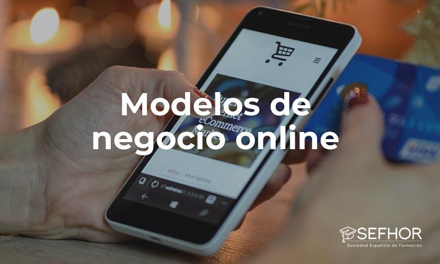 Los 5 Modelos de negocio online más rentables