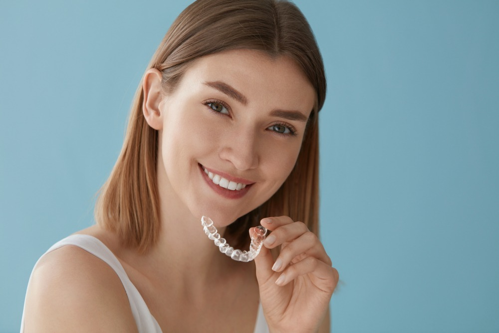 La ortodoncia invisible se basa en la técnica invisalign