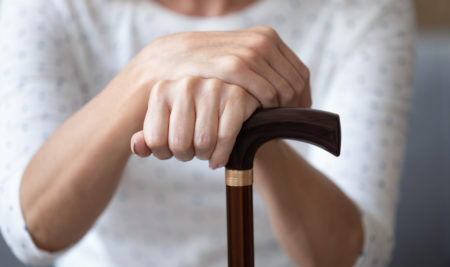 El cuidado de las personas dependientes