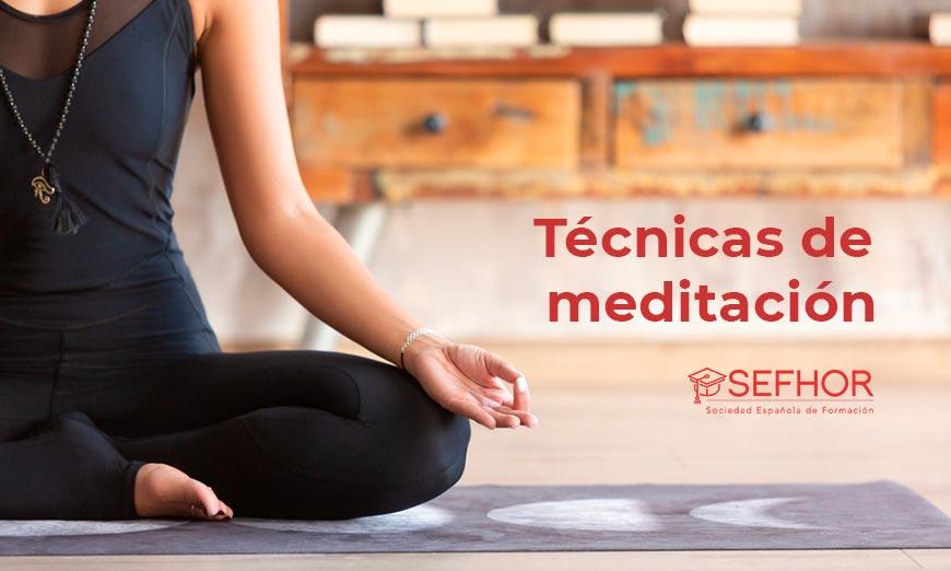 Repasamos los tipos de meditación más practicados