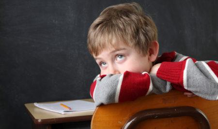 Los trastornos del aprendizaje de la etapa escolar