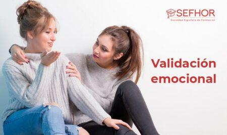 Validación emocional y bienestar psicológico